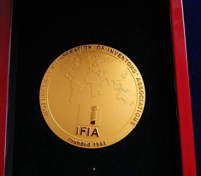 IFIA Best National Invention Medal Award Covisart